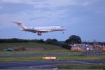 VEZEL 1500Xさんが、成田国際空港で撮影したウェルズ・ファーゴ・バンク・ノースウェスト G-V-SP Gulfstream G550の航空フォト(写真)