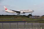 VEZEL 1500Xさんが、成田国際空港で撮影した日本航空 777-246/ERの航空フォト(写真)