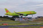 VEZEL 1500Xさんが、成田国際空港で撮影したS7航空 A320-214の航空フォト(写真)