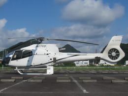 ランチパッドさんが、静岡ヘリポートで撮影したオートパンサー EC130B4の航空フォト(飛行機 写真・画像)