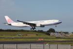 VEZEL 1500Xさんが、成田国際空港で撮影したチャイナエアライン A330-302の航空フォト(写真)