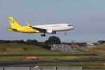 VEZEL 1500Xさんが、成田国際空港で撮影したバニラエア A320-216の航空フォト(写真)