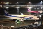 VEZEL 1500Xさんが、羽田空港で撮影した全日空 787-8 Dreamlinerの航空フォト(写真)