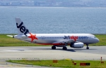 CB20さんが、関西国際空港で撮影したジェットスター・アジア A320-232の航空フォト(写真)