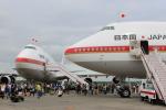OMAさんが、千歳基地で撮影した航空自衛隊 747-47Cの航空フォト(飛行機 写真・画像)
