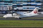 ITM44さんが、伊丹空港で撮影した日本エアコミューター ATR-42-600の航空フォト(写真)