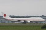 小牛田薫さんが、千歳基地で撮影した航空自衛隊 747-47Cの航空フォト(写真)