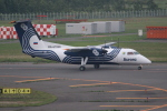 OMAさんが、新千歳空港で撮影したオーロラ DHC-8-201Q Dash 8の航空フォト(飛行機 写真・画像)