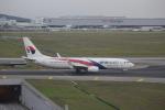 Noyu30さんが、クアラルンプール国際空港で撮影したマレーシア航空 737-8H6の航空フォト(写真)