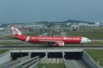 Noyu30さんが、クアラルンプール国際空港で撮影したエアアジア・エックス A330-343Xの航空フォト(写真)