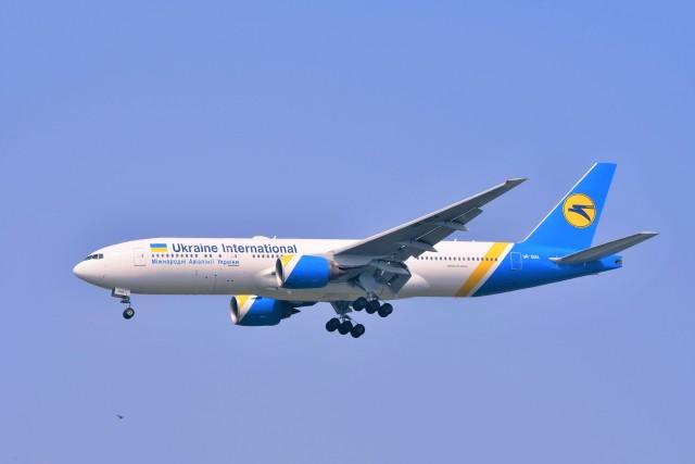 ウクライナ 航空機