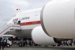 幹ポタさんが、千歳基地で撮影した航空自衛隊 747-47Cの航空フォト(写真)