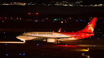 simokさんが、関西国際空港で撮影した深圳航空 737-87Lの航空フォト(写真)