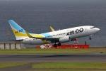takaRJNSさんが、羽田空港で撮影したAIR DO 737-781の航空フォト(写真)