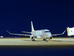 サボリーマンさんが、松山空港で撮影したフジドリームエアラインズ ERJ-170-200 (ERJ-175STD)の航空フォト(写真)