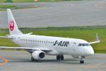パンダさんが、新千歳空港で撮影したジェイエア ERJ-190-100(ERJ-190STD)の航空フォト(飛行機 写真・画像)