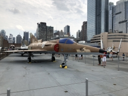 Intrepid sea,air&space museum NYCで撮影されたIntrepid sea,air&space museum NYCの航空機写真