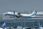 Dojalanaさんが、羽田空港で撮影した海上保安庁 DHC-8-315 Dash 8の航空フォト(飛行機 写真・画像)