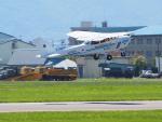 ここはどこ?さんが、札幌飛行場で撮影した海上保安庁 172S Turbo Skyhawk JT-Aの航空フォト(飛行機 写真・画像)