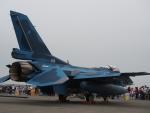 ここはどこ?さんが、千歳基地で撮影した航空自衛隊 F-2Aの航空フォト(飛行機 写真・画像)