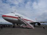 ここはどこ?さんが、千歳基地で撮影した航空自衛隊 747-47Cの航空フォト(飛行機 写真・画像)