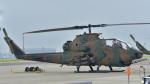 パンダさんが、千歳基地で撮影した陸上自衛隊 AH-1Sの航空フォト(写真)