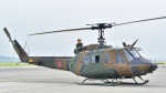 パンダさんが、千歳基地で撮影した陸上自衛隊 UH-1Jの航空フォト(写真)