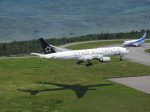 おっつんさんが、新石垣空港で撮影した全日空 777-281の航空フォト(写真)