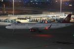 神宮寺ももさんが、羽田空港で撮影した吉祥航空 A321-211の航空フォト(写真)