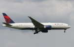 camelliaさんが、成田国際空港で撮影したデルタ航空 777-232/LRの航空フォト(写真)