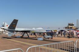 チャッピー・シミズさんが、フェアフォード空軍基地で撮影したイギリス空軍 MQ-9A Reaperの航空フォト(飛行機 写真・画像)