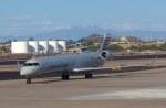 KAZKAZさんが、フェニックス・スカイハーバー国際空港で撮影したメサ・エアラインズ CL-600-2D24 Regional Jet CRJ-900ERの航空フォト(写真)