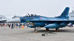 パンダさんが、千歳基地で撮影した航空自衛隊 F-2Aの航空フォト(飛行機 写真・画像)