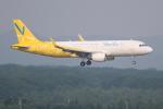 OMAさんが、新千歳空港で撮影したバニラエア A320-216の航空フォト(飛行機 写真・画像)