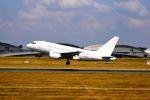 まいけるさんが、ファンボロー空港で撮影したタイタン エアウェイズ A318-112の航空フォト(写真)