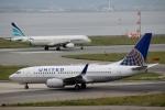 ハピネスさんが、関西国際空港で撮影したユナイテッド航空 737-724の航空フォト(飛行機 写真・画像)
