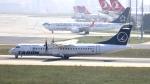 誘喜さんが、アタテュルク国際空港で撮影したタロム航空 ATR-72-500 (ATR-72-212A)の航空フォト(写真)