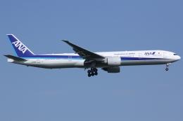 しゃこ隊さんが、ジョン・F・ケネディ国際空港で撮影した全日空 777-381/ERの航空フォト(飛行機 写真・画像)