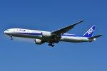 islandsさんが、成田国際空港で撮影した全日空 777-381/ERの航空フォト(写真)