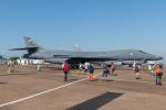 チャッピー・シミズさんが、フェアフォード空軍基地で撮影したアメリカ空軍 B-1B Lancerの航空フォト(写真)