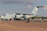 チャッピー・シミズさんが、フェアフォード空軍基地で撮影した航空自衛隊 C-2の航空フォト(写真)