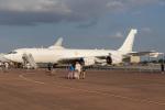 チャッピー・シミズさんが、フェアフォード空軍基地で撮影したアメリカ海軍 E-6B Mercury (707-300)の航空フォト(写真)