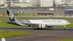 tkosadaさんが、羽田空港で撮影したニュージーランド航空 777-219/ERの航空フォト(写真)