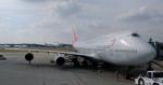 ちゃぽんさんが、成田国際空港で撮影したアシアナ航空 747-48EMの航空フォト(写真)