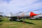 ちゃぽんさんが、モニノ空軍博物館で撮影したソビエト空軍 MiG-21PFSの航空フォト(写真)