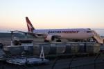 北の熊さんが、新千歳空港で撮影したカンタス航空 767-381F/ERの航空フォト(写真)