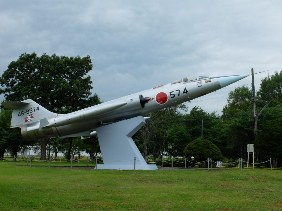 Smyth Newmanさんの航空自衛隊 Mitsubishi F-104 (46-8574) 航空フォト