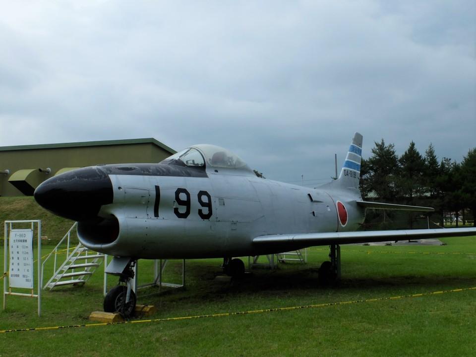 Smyth Newmanさんの航空自衛隊 North American F-86 Sabre (04-8199) 航空フォト