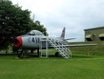新人スマイスさんが、千歳基地で撮影した航空自衛隊 F-86F-30の航空フォト(写真)