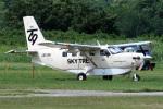 A-Chanさんが、ホンダエアポートで撮影したスカイトレック Kodiak 100の航空フォト(写真)